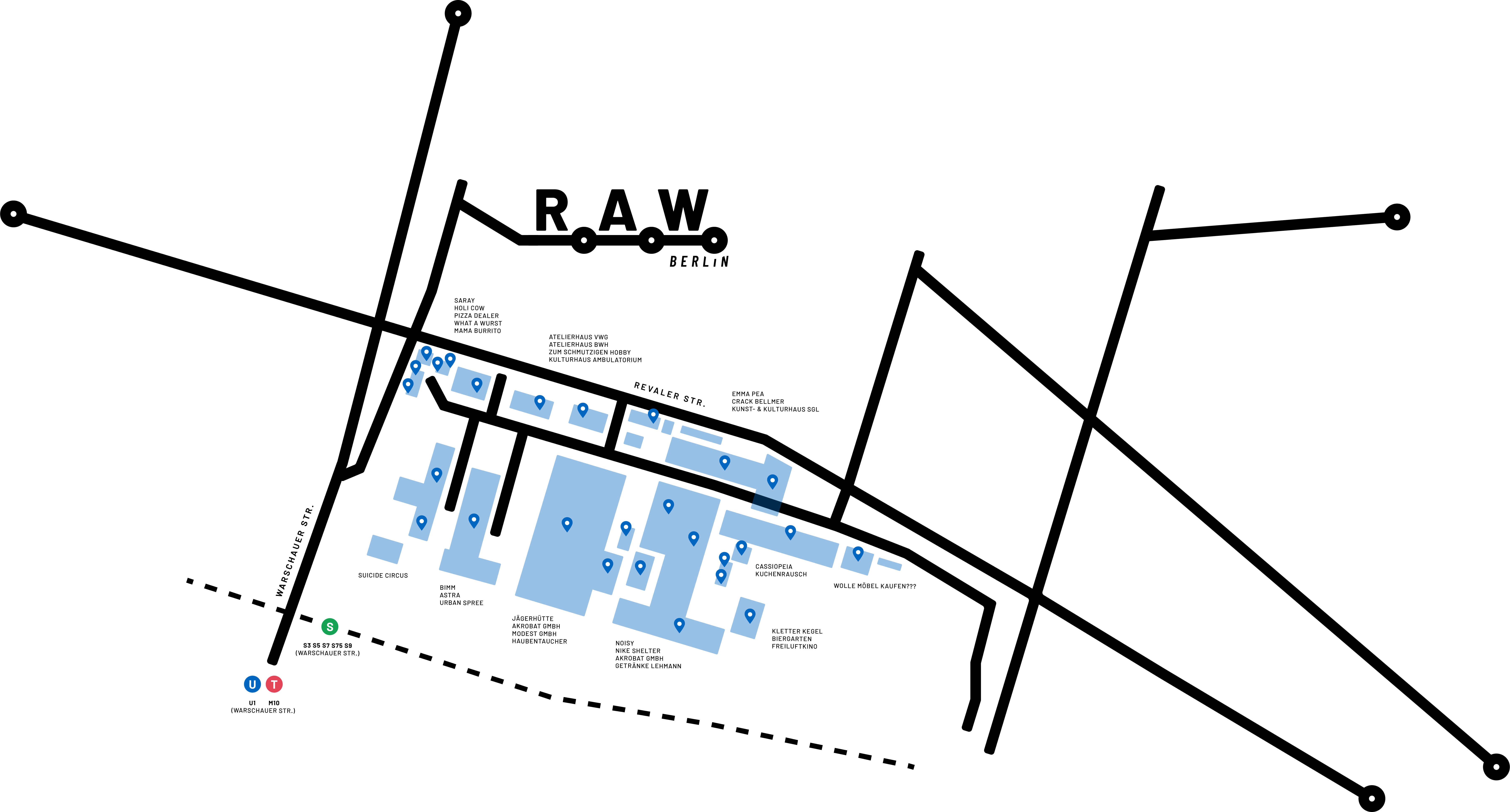 Über das R.A.W. | R.A.W. Berlin